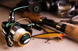 Fishing Gear from the USA