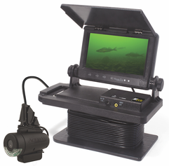 Aqua-Vu underwater video cameras